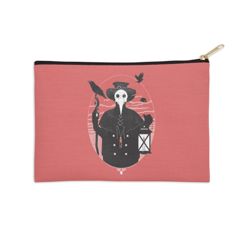 Il Dottore Accessories Zip Pouch by Mattias Lundblad