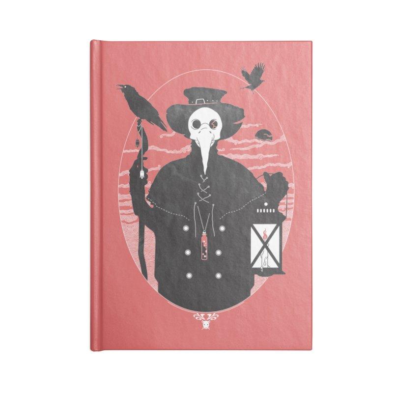 Il Dottore Accessories Notebook by Mattias Lundblad