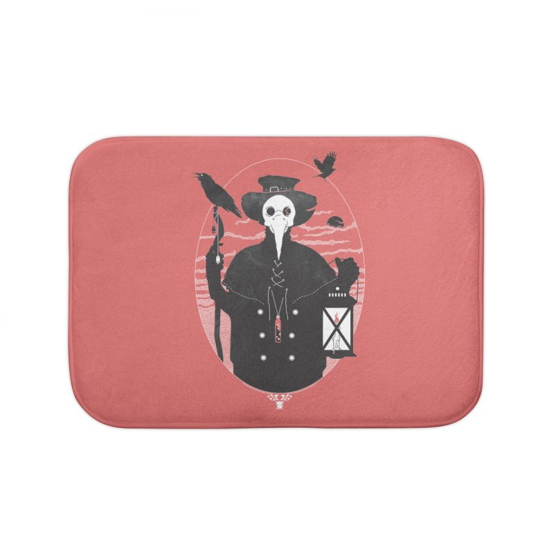 Il Dottore Home Bath Mat by Mattias Lundblad