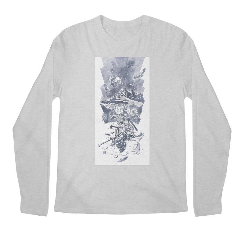 Nepal Men's Longsleeve T-Shirt by Mattias Lundblad