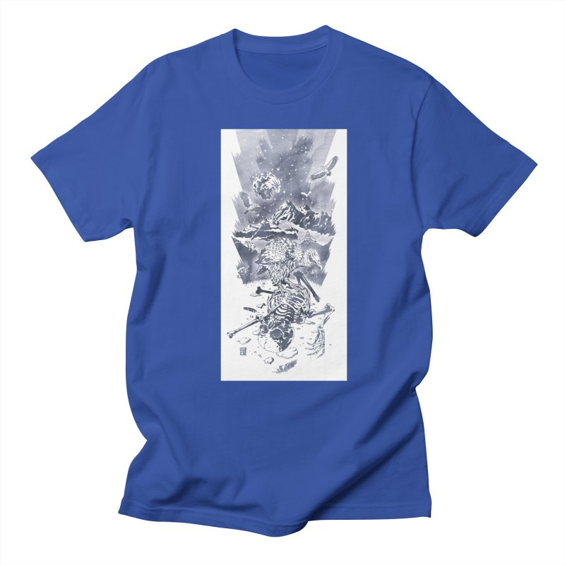 Nepal Women's Unisex T-Shirt by Mattias Lundblad
