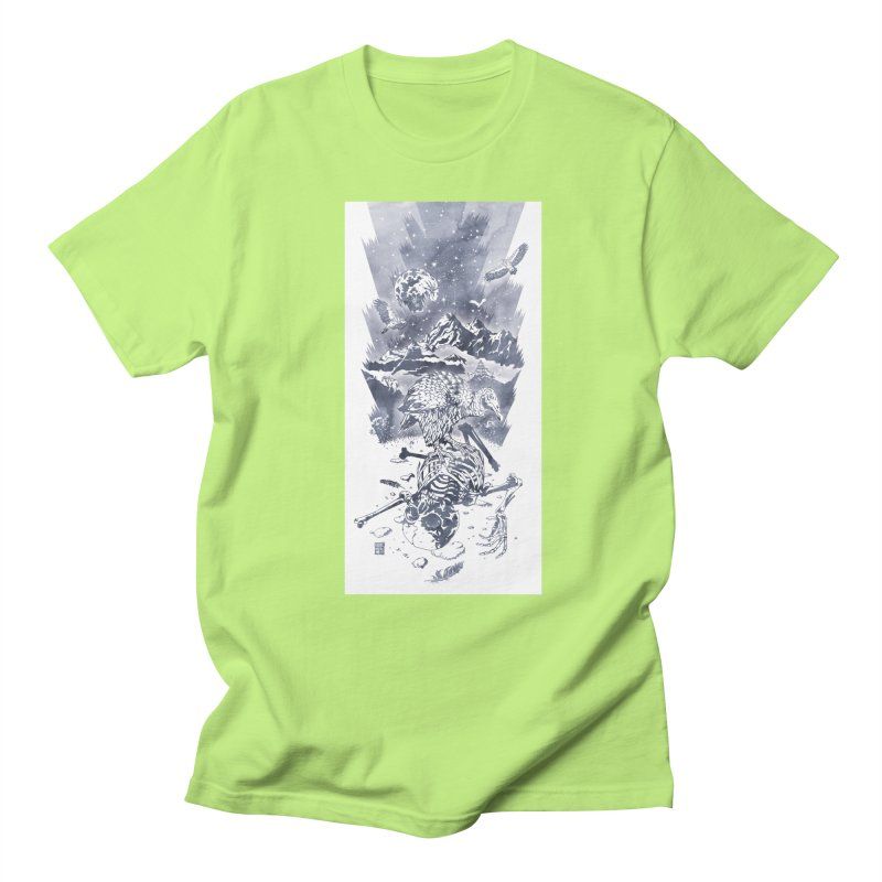 Nepal Women's Unisex T-Shirt by Mattias Lundblad