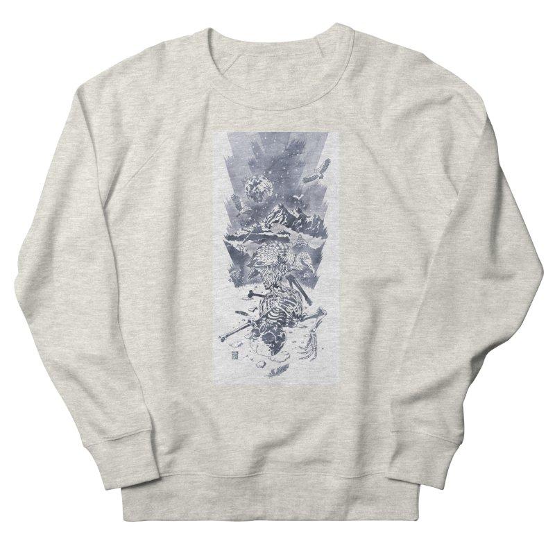 Nepal Women's Sweatshirt by Mattias Lundblad