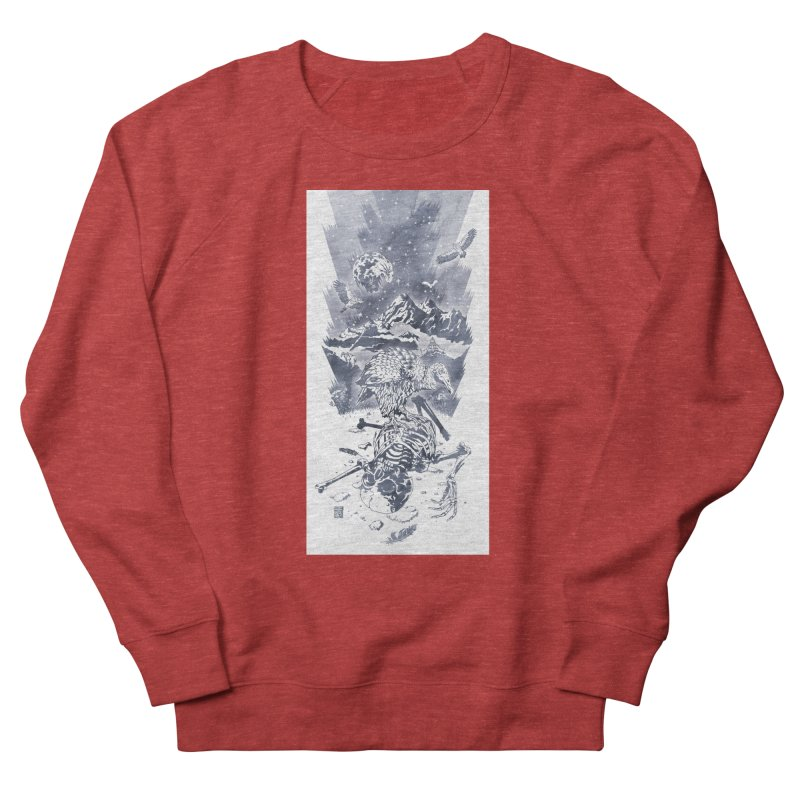 Nepal Men's Sweatshirt by Mattias Lundblad