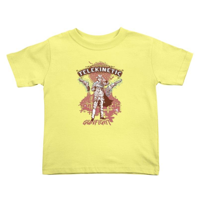 Sound Advice Kids Toddler T-Shirt by Mattias Lundblad