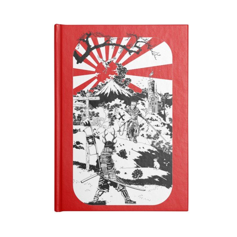 10th Crusade Accessories Notebook by Mattias Lundblad