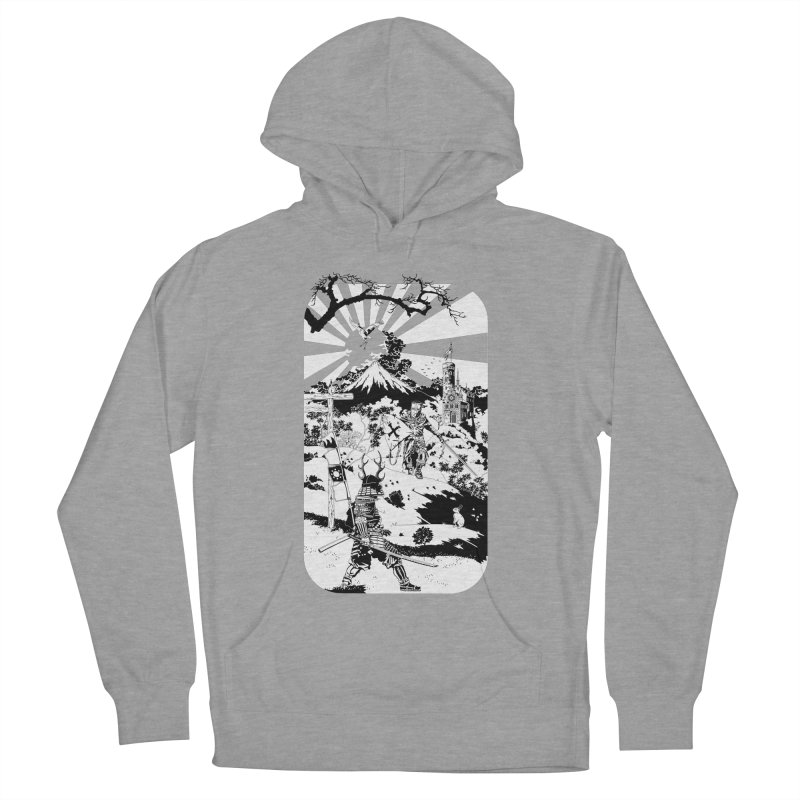 10th Crusade Women's Pullover Hoody by Mattias Lundblad