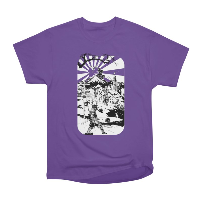 10th Crusade Women's Classic Unisex T-Shirt by Mattias Lundblad