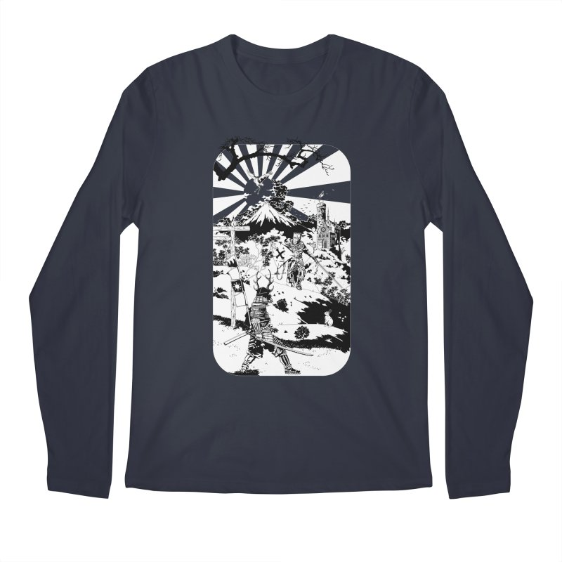 10th Crusade Men's Longsleeve T-Shirt by Mattias Lundblad