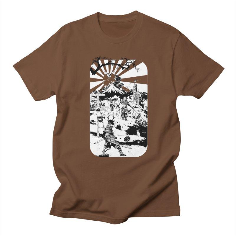 10th Crusade Men's T-Shirt by Mattias Lundblad