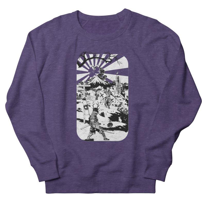 10th Crusade Women's Sweatshirt by Mattias Lundblad