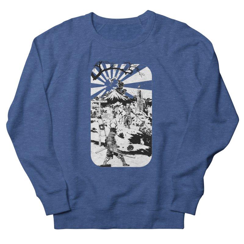 10th Crusade Men's Sweatshirt by Mattias Lundblad
