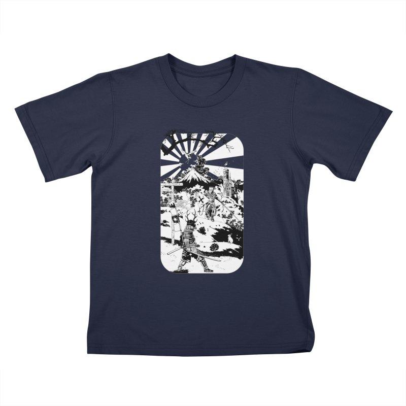 10th Crusade Kids T-Shirt by Mattias Lundblad