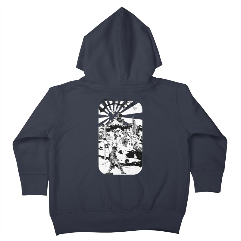 10th Crusade Kids Toddler Zip-Up Hoody by Mattias Lundblad