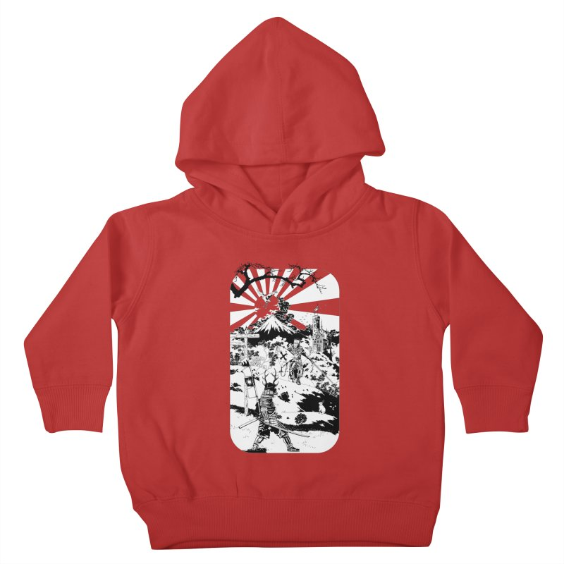 10th Crusade Kids Toddler Pullover Hoody by Mattias Lundblad