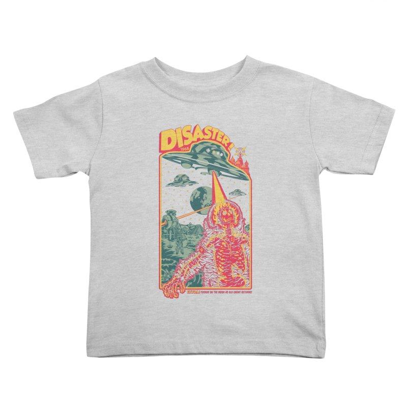 The Politburo Explains Kids Toddler T-Shirt by Mattias Lundblad