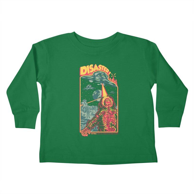The Politburo Explains Kids Toddler Longsleeve T-Shirt by Mattias Lundblad