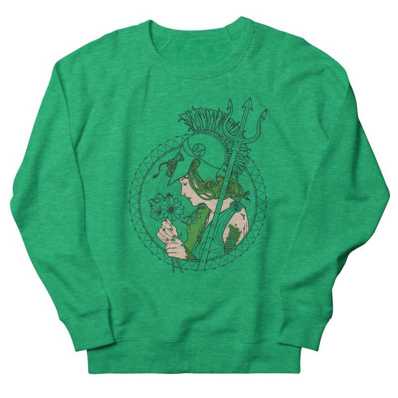 Medusa Women's Sweatshirt by Mattias Lundblad