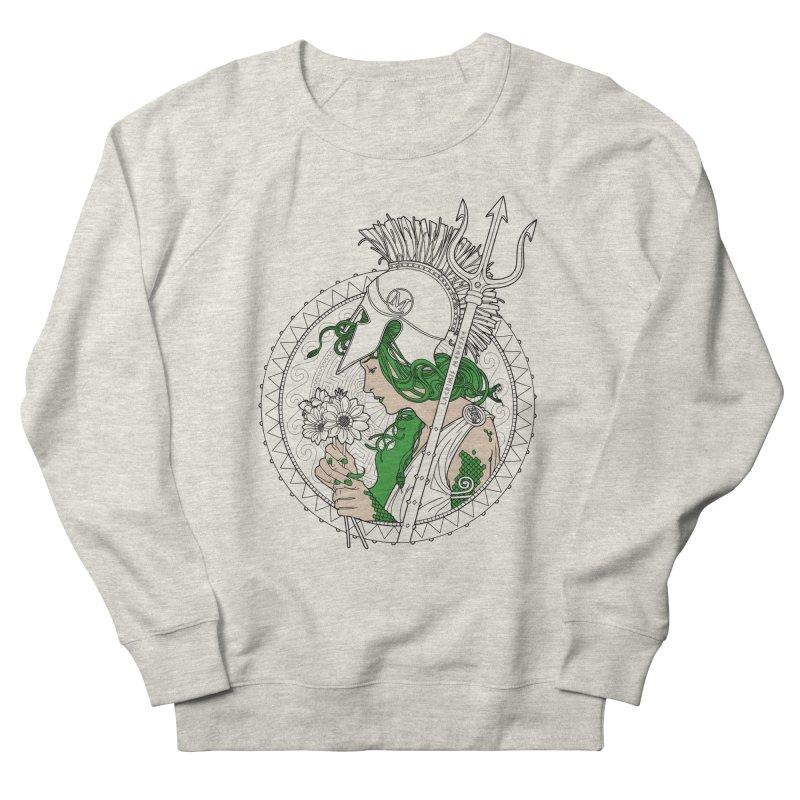 Medusa Men's Sweatshirt by Mattias Lundblad