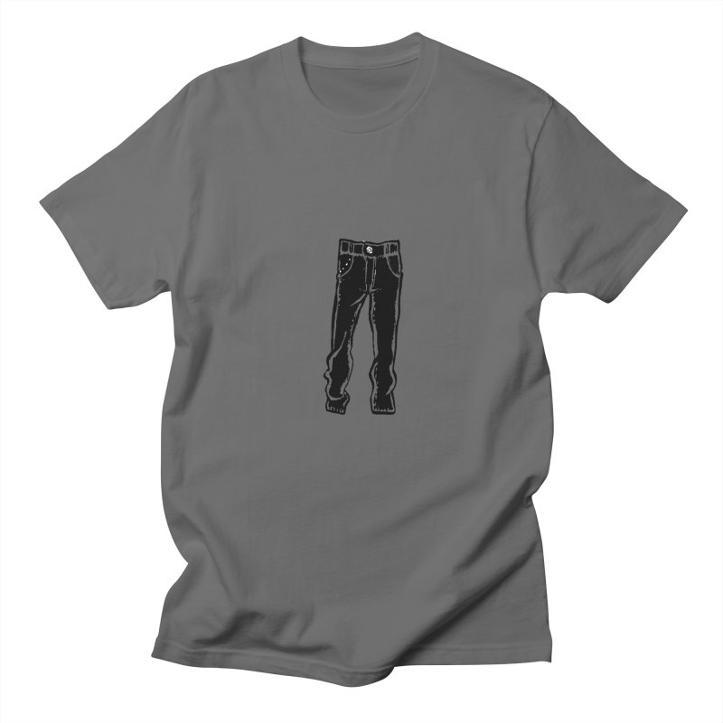 Dark Pants Men's T-Shirt by Matt MacFarland