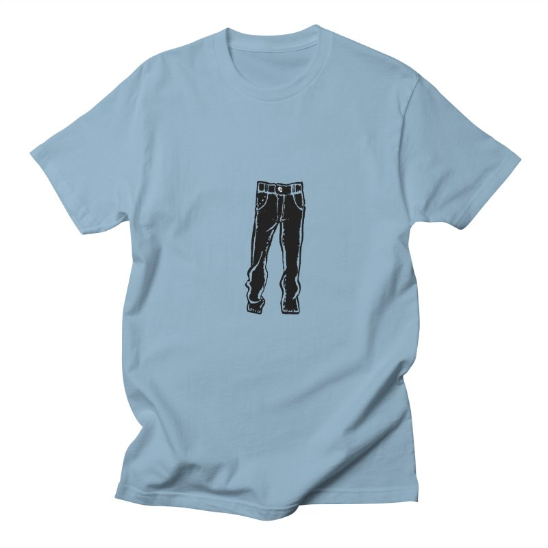 Dark Pants Men's T-Shirt by Matt MacFarland
