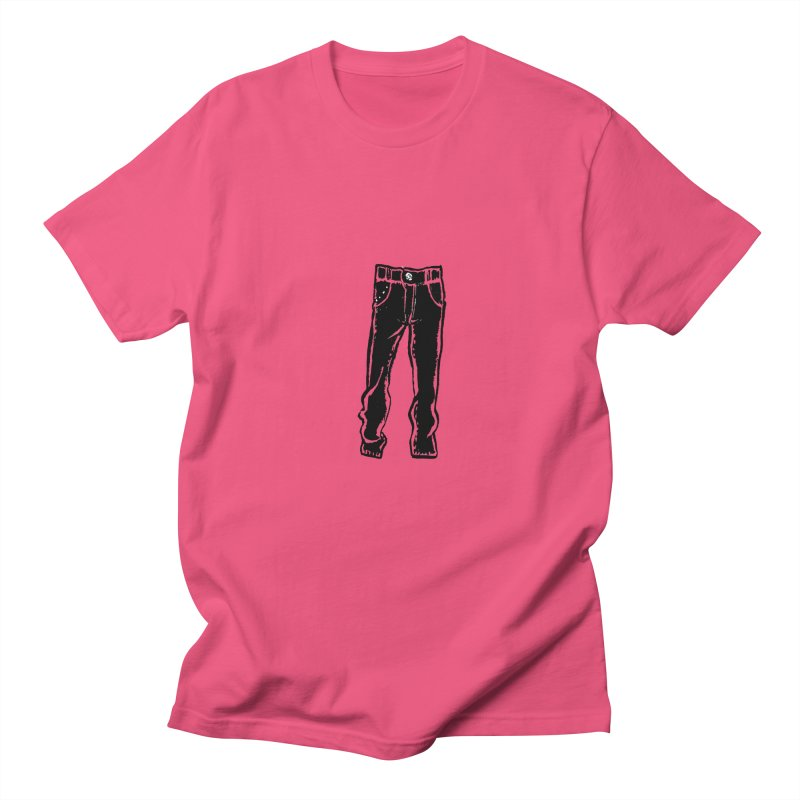 Dark Pants Women's Regular Unisex T-Shirt by Matt MacFarland