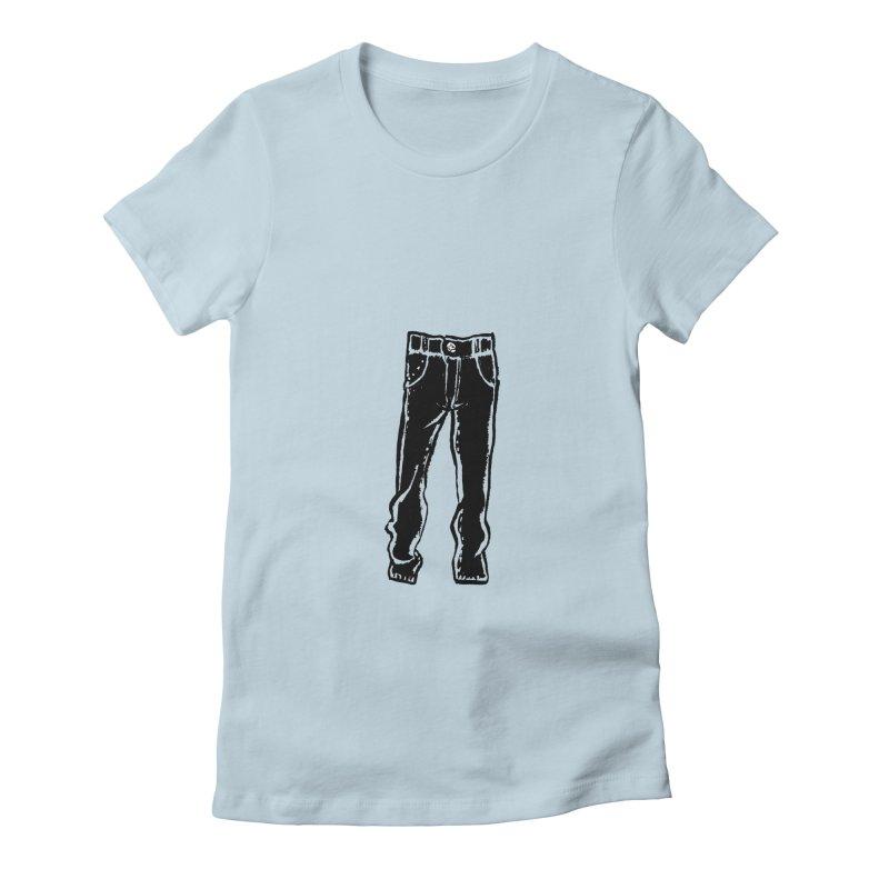 Dark Pants Women's T-Shirt by Matt MacFarland