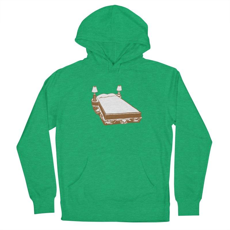 Sandwich Bed Men's Pullover Hoody by Matt MacFarland