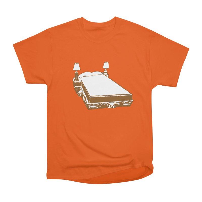 Sandwich Bed Women's Heavyweight Unisex T-Shirt by Matt MacFarland