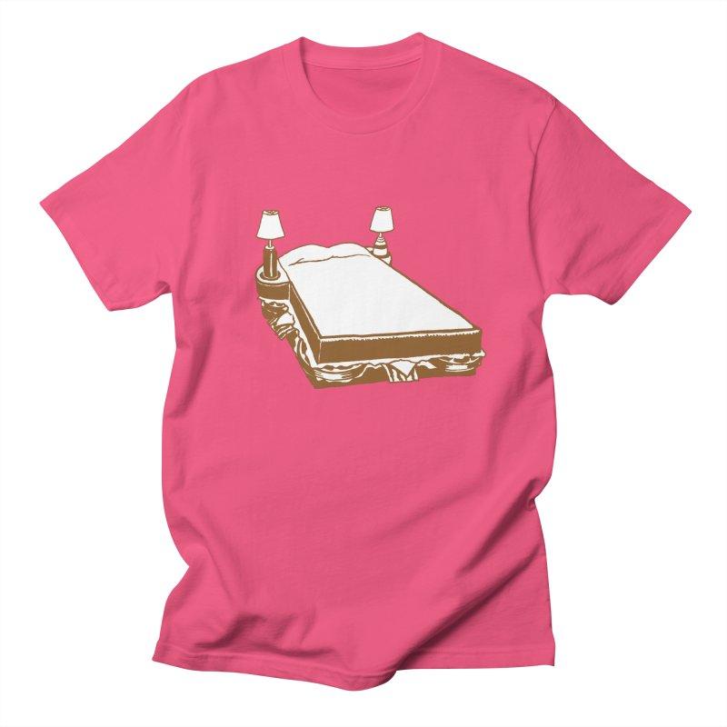 Sandwich Bed Men's T-Shirt by Matt MacFarland