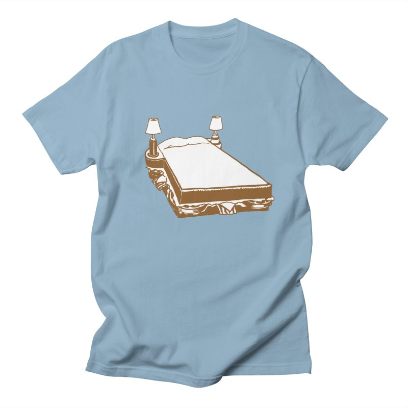 Sandwich Bed Men's T-Shirt by Matt MacFarland