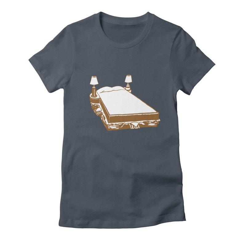 Sandwich Bed Women's T-Shirt by Matt MacFarland