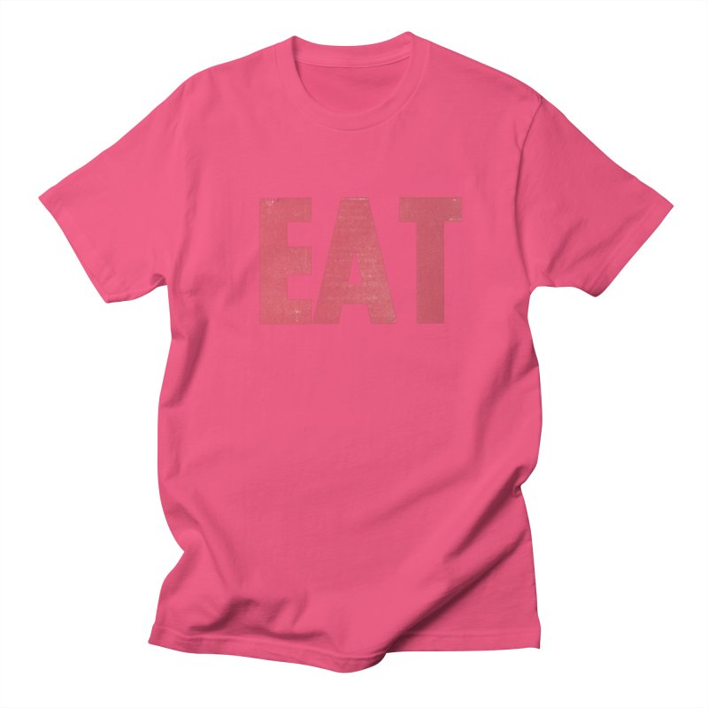 EAT Men's Regular T-Shirt by Matt MacFarland