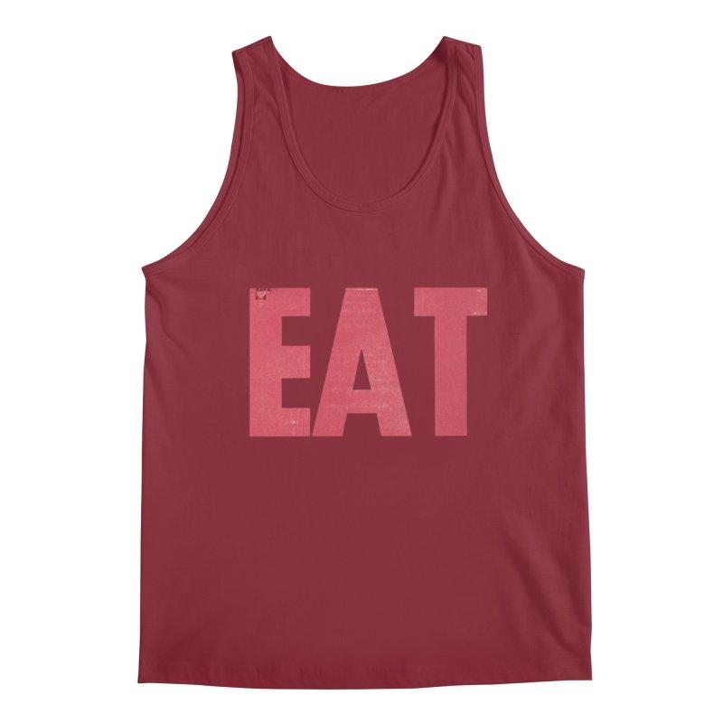 EAT Men's Regular Tank by Matt MacFarland