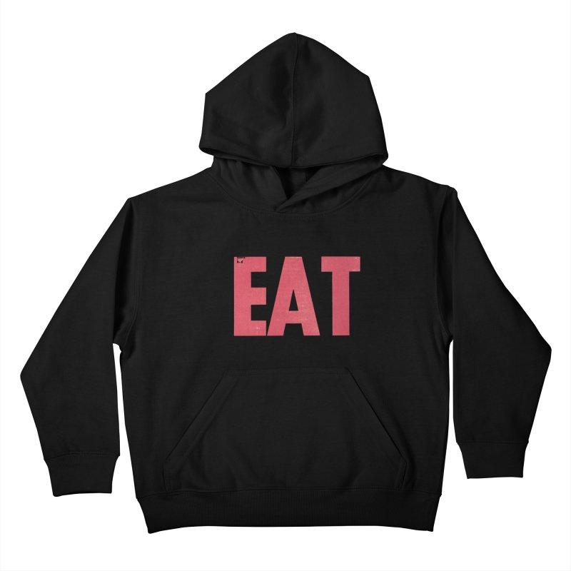EAT Kids Pullover Hoody by Matt MacFarland