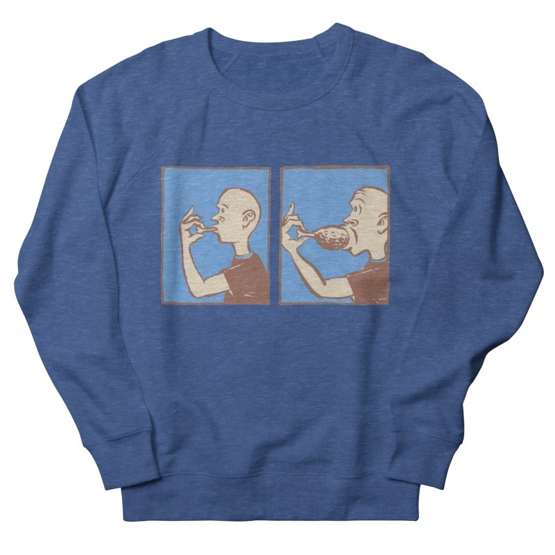 Reverse Consumption Men's Sweatshirt by Matt MacFarland