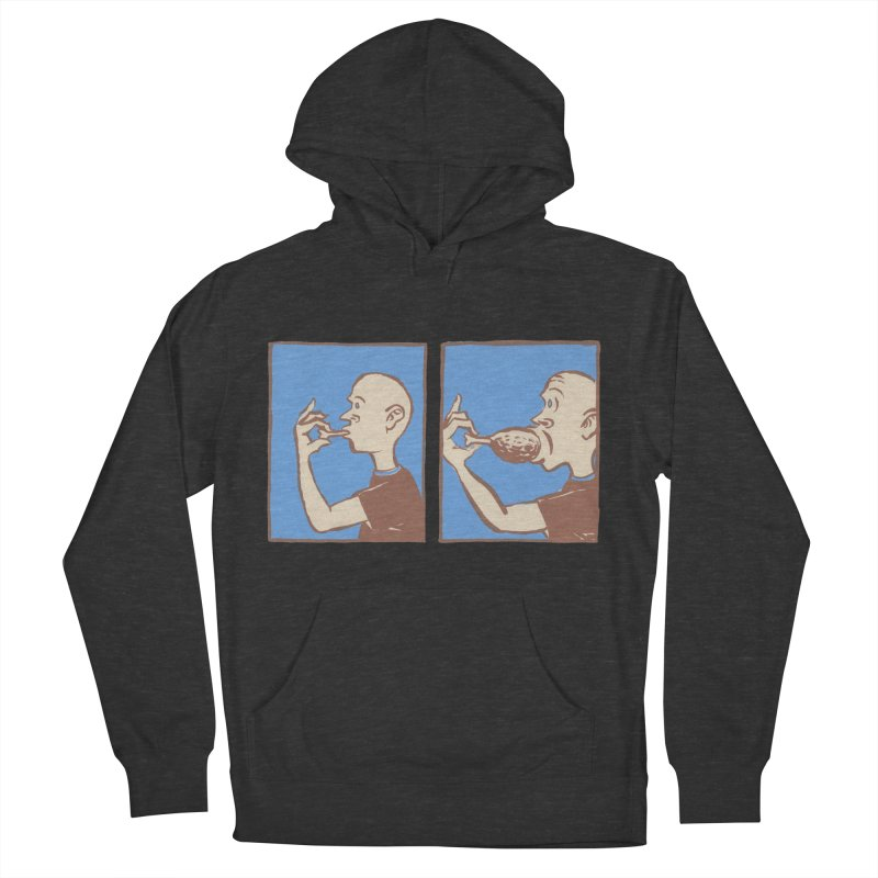Reverse Consumption Women's French Terry Pullover Hoody by mattiemac's Artist Shop