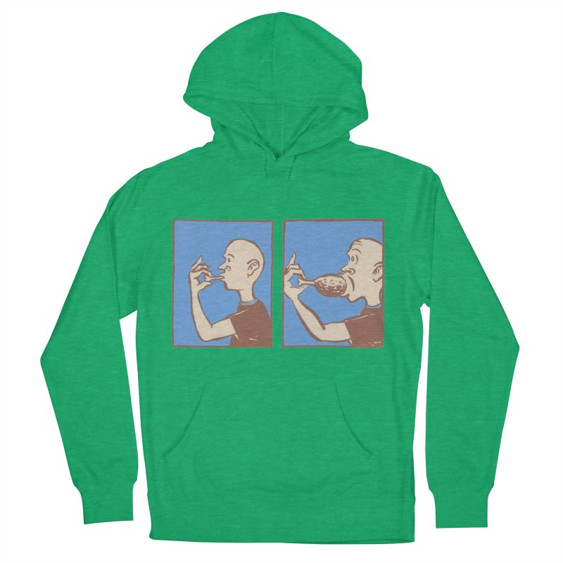 Reverse Consumption Men's French Terry Pullover Hoody by mattiemac's Artist Shop