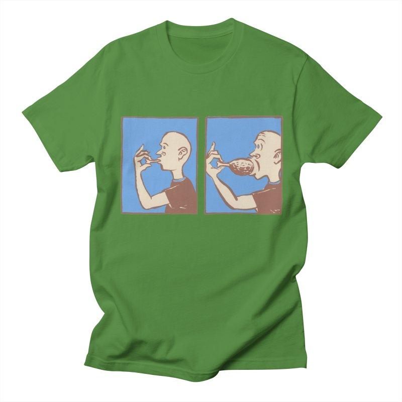 Reverse Consumption Men's Regular T-Shirt by Matt MacFarland