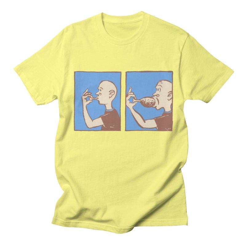 Reverse Consumption Men's T-Shirt by Matt MacFarland