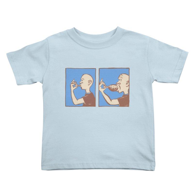 Reverse Consumption Kids Toddler T-Shirt by mattiemac's Artist Shop