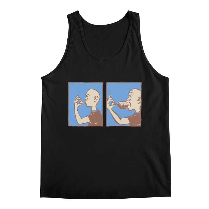 Reverse Consumption Men's Tank by Matt MacFarland