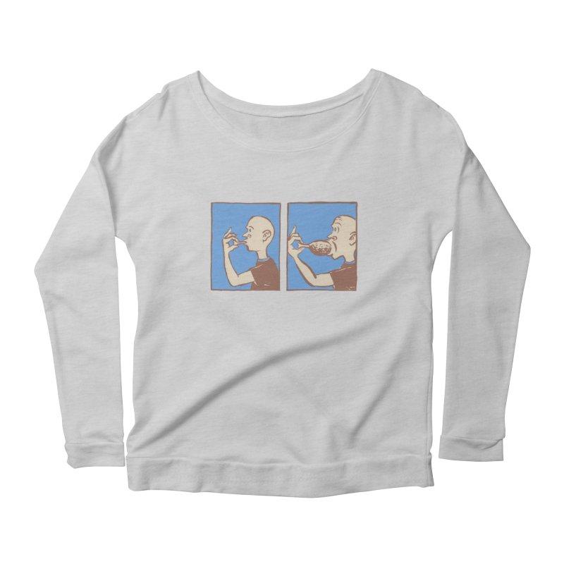 Reverse Consumption Women's Longsleeve T-Shirt by Matt MacFarland