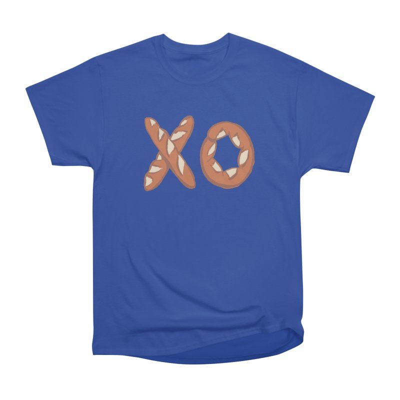 XO Women's Heavyweight Unisex T-Shirt by mattiemac's Artist Shop