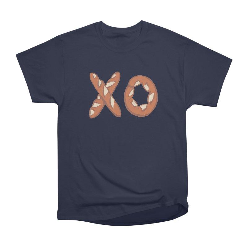 XO Men's Heavyweight T-Shirt by Matt MacFarland