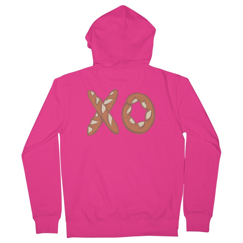 XO Men's French Terry Zip-Up Hoody by Matt MacFarland