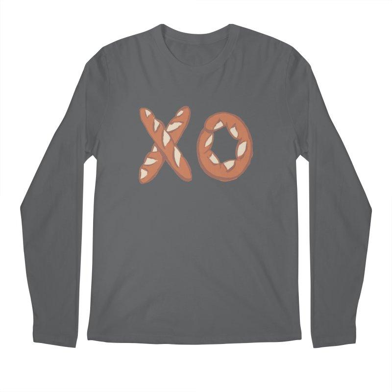 XO Men's Longsleeve T-Shirt by Matt MacFarland
