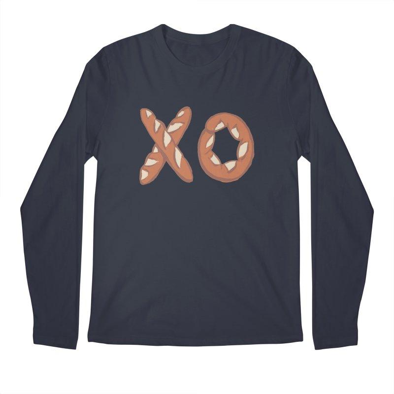 XO Men's Regular Longsleeve T-Shirt by mattiemac's Artist Shop