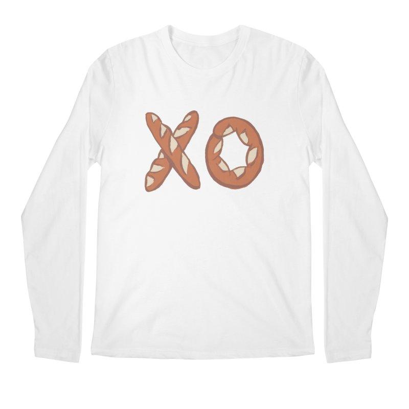 XO Men's Regular Longsleeve T-Shirt by Matt MacFarland