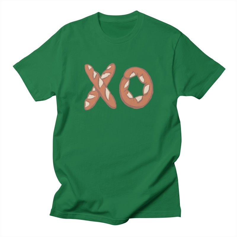 XO Women's Regular Unisex T-Shirt by Matt MacFarland